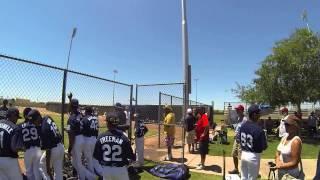 CBA Bulldogs and Victory at USA Baseball 14U National Championships in Peoria, AZ