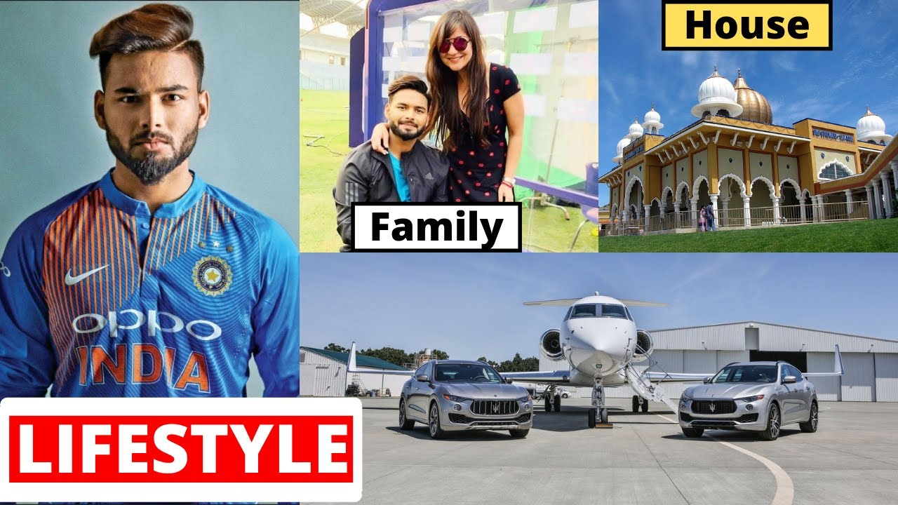 Rishabh Pant Lifestyle 2021, Income, Batting, Career,Biography,House,Cars,Girlfriend,Family&NetWorth