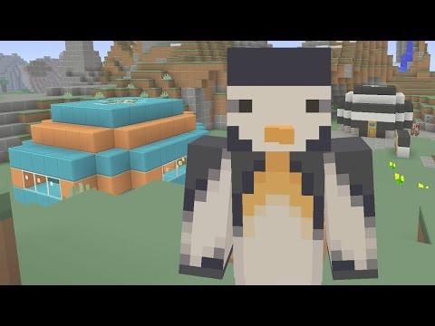 Minecraft Xbox - One Hand Challenge