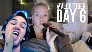 PewDiePie At My School?!? | #VLOGTOBER - Day 6 Thumbnail