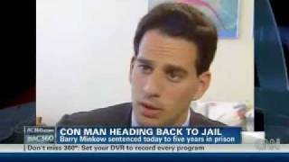 Barry Minkow ZZZZ Best CEO Sentenced to 5 Years Anderson Cooper 360