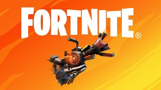 The Recycler Two-Handed Heavy Weapon - What's New in Fortnite
