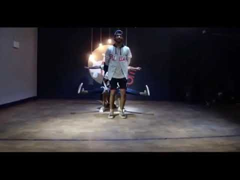 Fan made dance on insane song by sukhe
