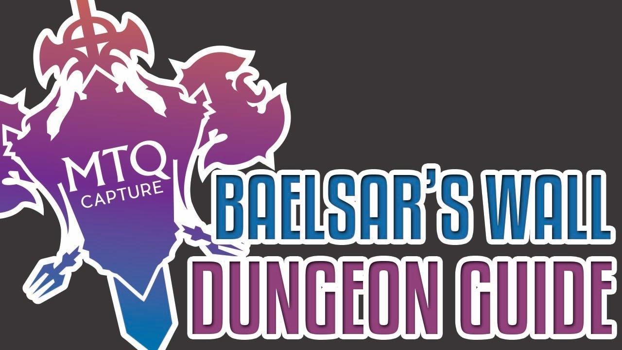 Baelsar's Wall - Final Fantasy XIV A Realm Reborn Wiki