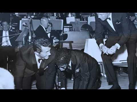 Rare Las Vegas Rat Pack Photos, Frank Sinatra, Dean Martin And Sammy Davis Photographs