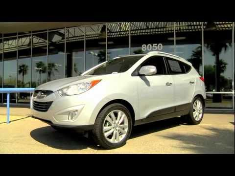 2011 Hyundai Tucson Review- Hyundai of Tempe