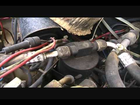 Isuzu power steering pump removal YouTube