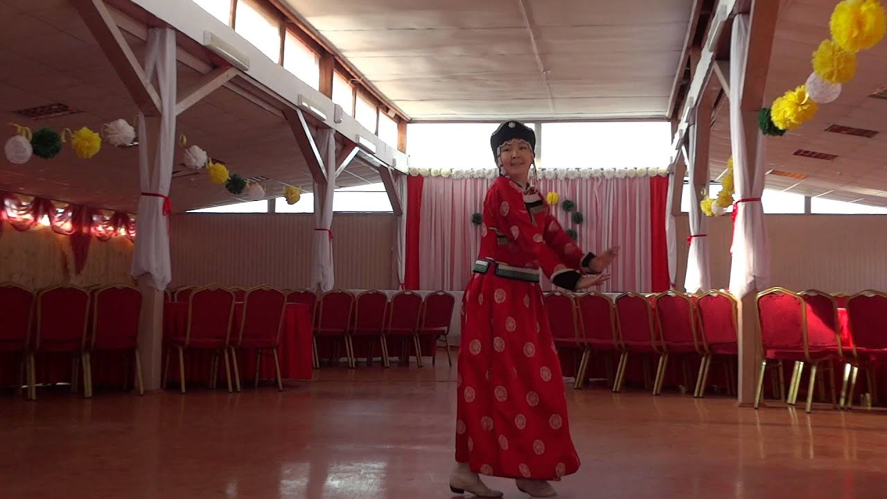 Танец Даримы