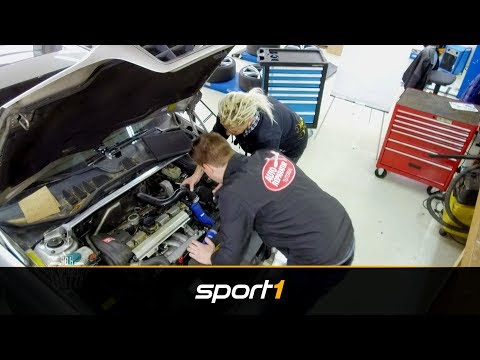 Volvo C70 T5 Reparatur (48h-Challenge) - Teil 2   SPORT1 - Operation Auto