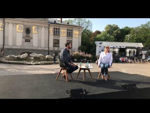 Transmisja na żywo: Olivier Janiak i Dorota Segda