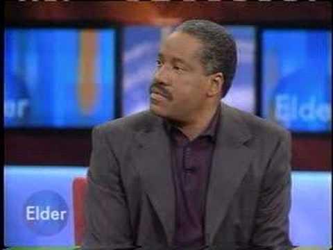 Ryan Blair On The Larry Elder TV