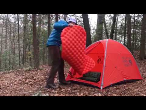How To Sleep Warm At Camp In The Winter