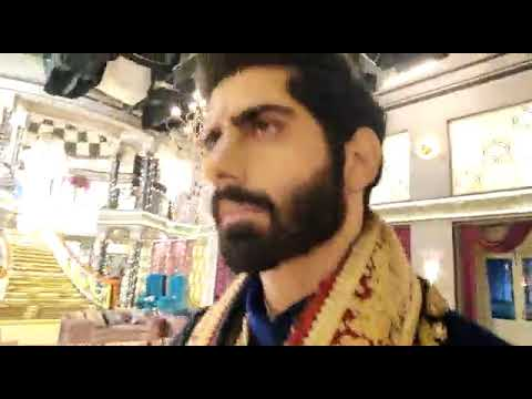 Download Rrahul Sudhir as Vansh Raisinghania takes you on a virtual tour of the sets of Ishq Mein Marjaawan