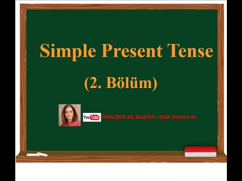 Simple Present Tense English Grammar Game