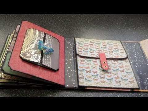 mariposa keepsake album deluxe butterflies stars youtube