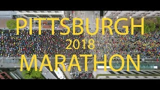 Yinz Run - 2018 Pittsburgh Marathon