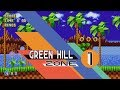 Sonic Mania Green Hill Zone All Acts Boss mp3