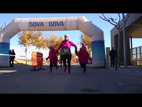 V Cursa caminada solidaria d'Artesa de Lleida 2017