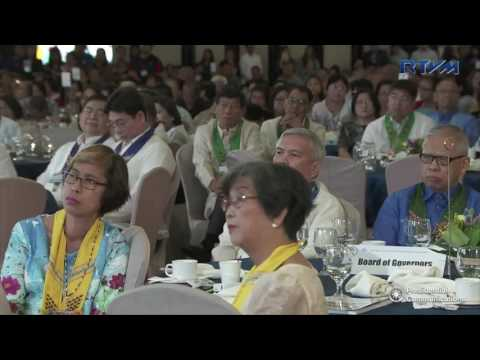 38th National Convention of the Philippine Association of Water Districts (Speech) 2/2/2017