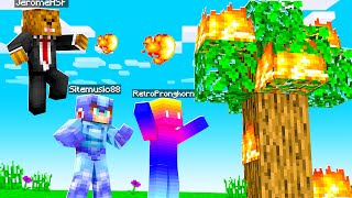 I PRANKED This STREAMER as HEROBRINE In Minecraft