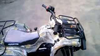 Avantis Hunter 8M 125сс 4Т (кпп 3+1 полуавтомат)(Детский квадроцикл Avantis Hunter 8M с полуавтоматической коробкой передач., 2015-06-11T19:53:30.000Z)