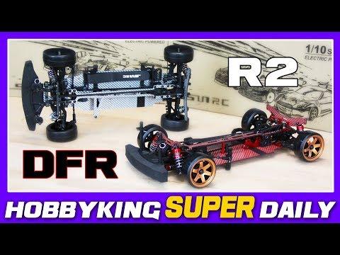 Blaze R2 Touring Car and DFR Drift Car - HobbyKing Super Daily