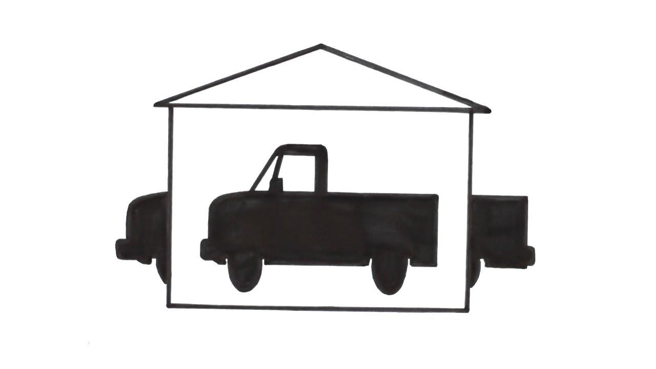 das garagen paradoxon. Black Bedroom Furniture Sets. Home Design Ideas