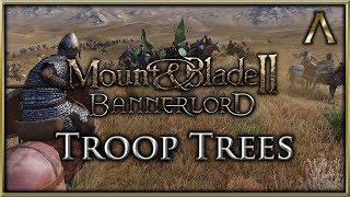 Bannerlord - Each Faction's Troop Trees - Thoughts & Opinions