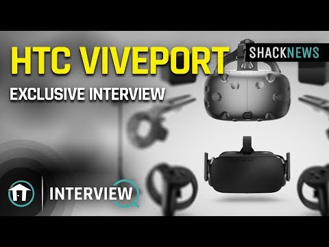 HTC Viveport subs can now play over 600 VR experiences | Shacknews