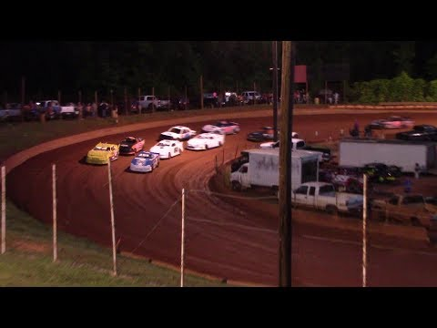 Winder Barrow Speedway Stock 4 Cylinders A's Feature Race 5/18/19