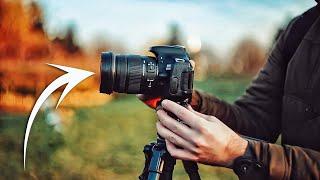 видео Хитрости, советы и трюки для зеркалок Canon
