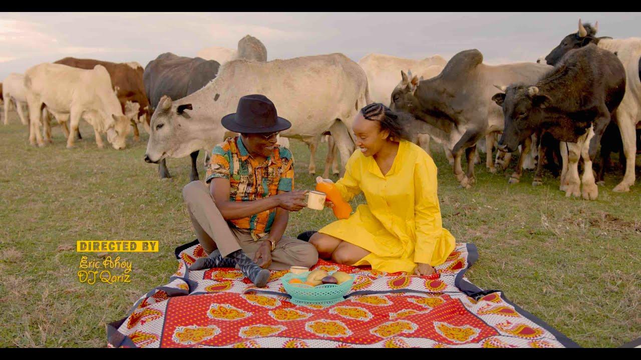 Download Stella Wangu Remix - Freshley Mwamburi (Official 4K Video) SMS Skiza 5960398 to 811