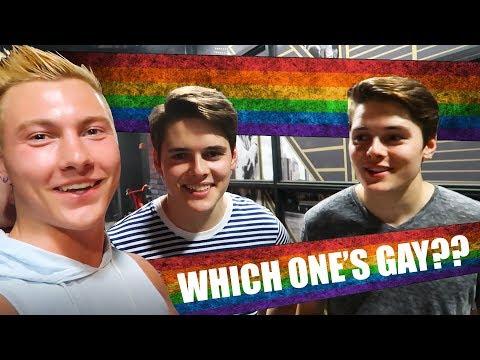 TESTING GAYS GAYDAR