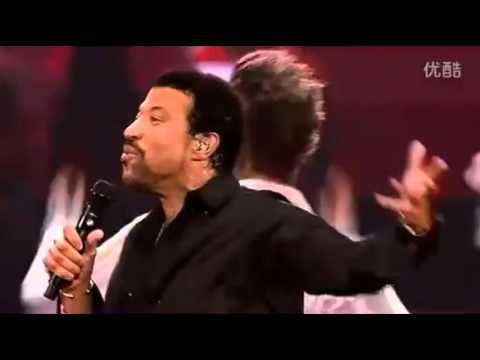 Lionel Richie - Please Don't Stop The Music / Love Will Conquer All (Live) Symphonica In Rosso