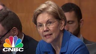Sen. Elizabeth Warren Grills Fed's Jerome Powell Over Wells Fargo Measures | CNBC