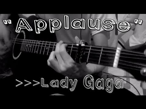 "▶""APPLAUSE"" By Lady Gaga◀ 