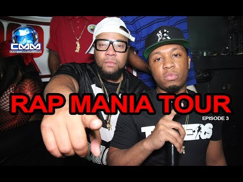 Rap Mania Tour - Episode 3 (Copmymusic.com)
