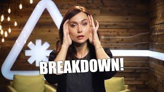 JESSICA CHOBOT Breaks Down on Nerdist News!