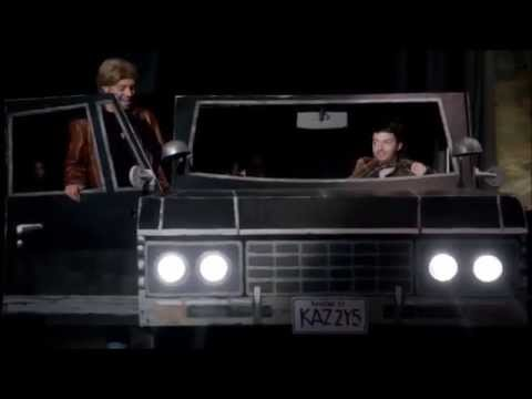 Supernatural - The Road So Far (Full HD) - 200th Episode Musical Scene