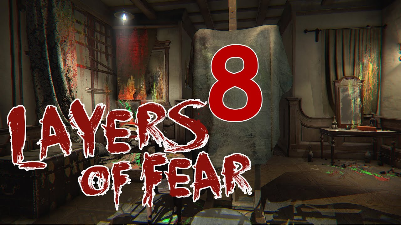 layers of fear let s play 08 fahrstuhl des grauens. Black Bedroom Furniture Sets. Home Design Ideas