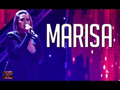 Marisa cantó como nunca| Noche de eliminación | Factor X Bolivia 2018