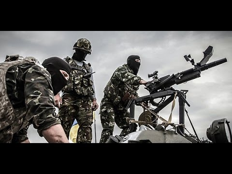 Донецк. Полномасштабные боевые действия. Массовые убийства. Самые последние  новости Украины