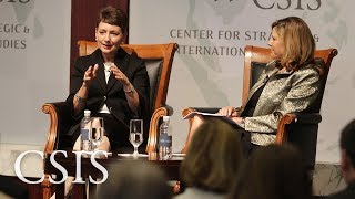 Energy Challenges and Future Opportunities – A Conversation with Lynn Good, CEO, Duke Energy