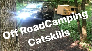 Offroad Camping in Upsтate New York - Catskills
