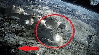 Что за боевые базы обнаружены на обратной стороне  Луны