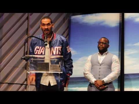 ABFF 2017 - Eden Marryshow on winning Grand Jury Prize for Best Director