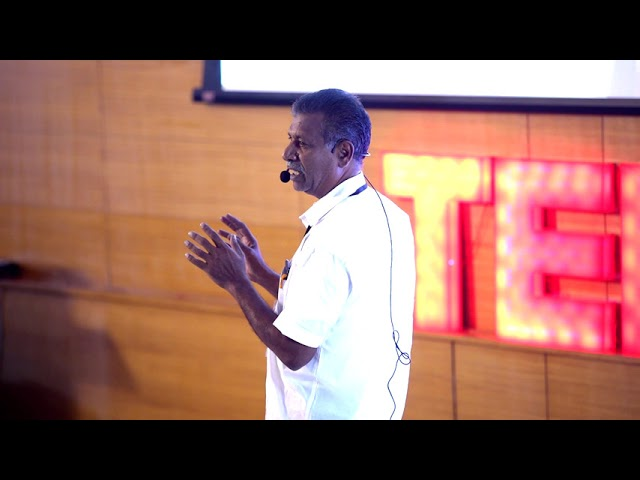Within me - there are many | Mohan Shanmugam | TEDxIIMTrichy