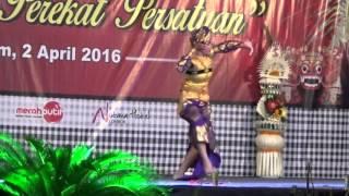 Dharma Shanti Nyepi Isaka 1938: Teruna Jaye Dance