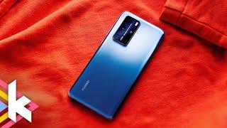 Trotzdem an der Spitze? Huawei P40 Pro (review)