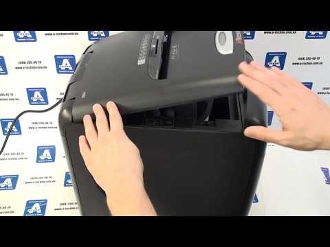 Уничтожитель бумаги REXEL Auto+ 130X. Шредер с автоподачей